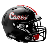 New Castle Red Hurricanes logo