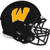 Archbishop Wood Vikings logo