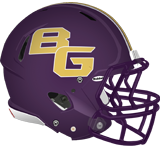 Bishop Guilfoyle Marauders logo