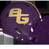 Bishop Guilfoyle Marauders logo