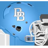 Daniel Boone Blazers logo