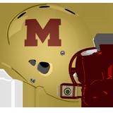 Governor Mifflin Mustangs logo