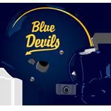 Greencastle-Antrim Blue Devils logo