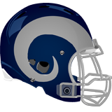 Hill School Blues logo