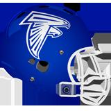 Lower Dauphin Falcons logo