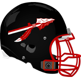 Meyersdale Area Red Raiders logo