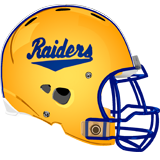 Middletown Area Blue Raiders logo