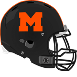 Milton Area Black Panthers logo