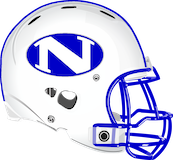 Nazareth Area Blue Eagles logo