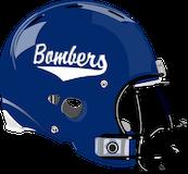 Palmerton Area Blue Bombers logo