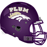 Plum Mustangs logo