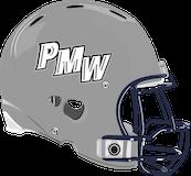 Pocono Mountain West Panthers logo