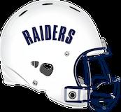 Tamaqua Area Blue Raiders logo