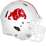 Wilson West Lawn Bulldogs logo