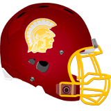 Wyoming Valley West Spartans logo