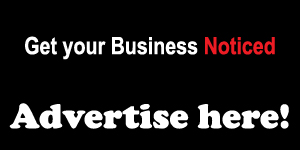 Get your Business Noticed. Advertise Here!