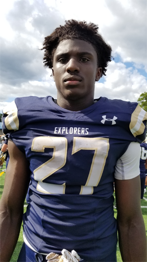 Sam Brown powers La Salle to 3-0 start with 2 TDs in 24-13 over Malvern  Prep –